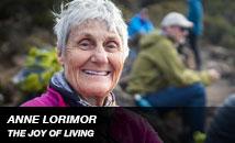 Anne Lorimor