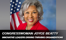 Joyce  Beatty, Congresswoman