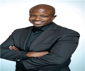 Reef  Karim, CEO Author Lumion Center Beverly Hills